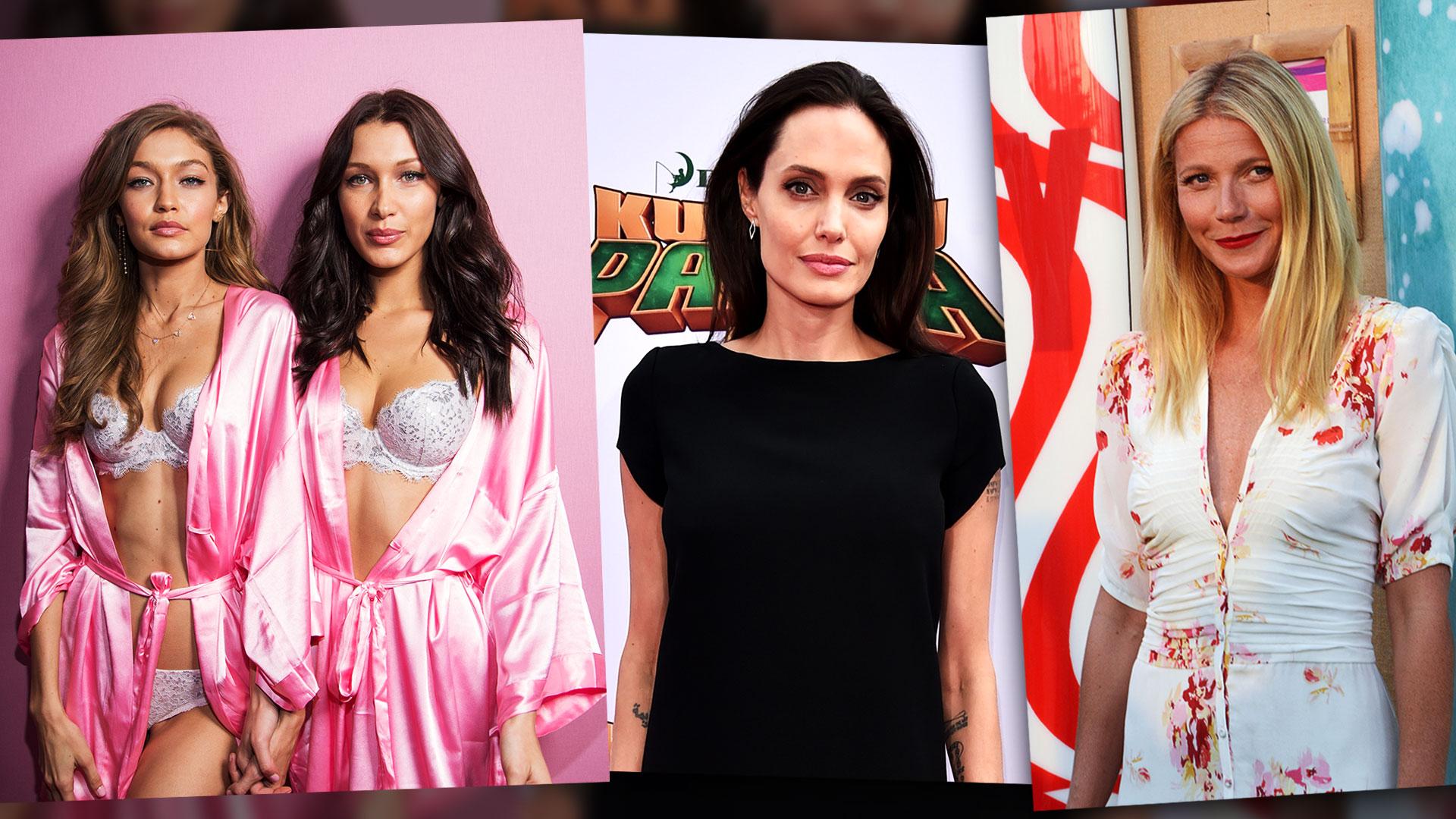 Las it girls del momento e icónicas actrices pasan la mayor parte de su día en extensas jornadas laborales