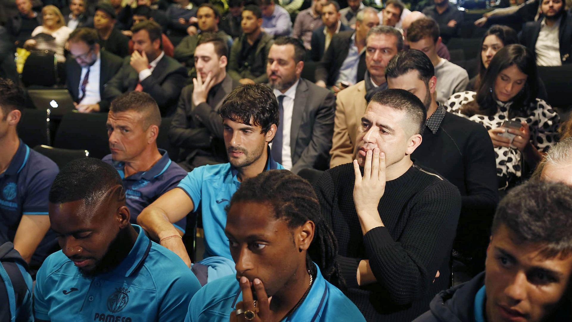 Riquelme se retiró en (Club Villarreal)