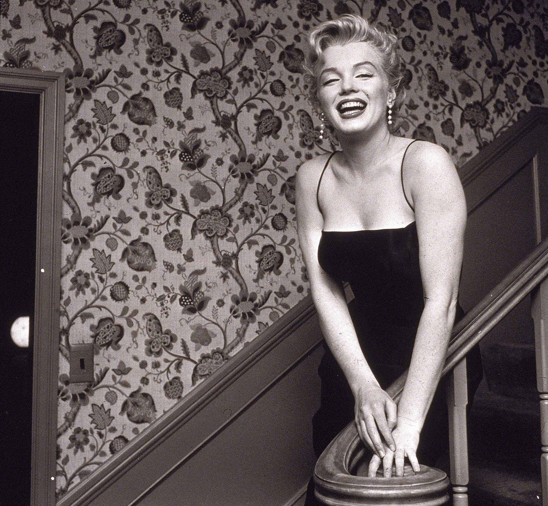 Sonriente y seductura, una imagen inolvidable de la artista (Hulton Archive/Getty Images)