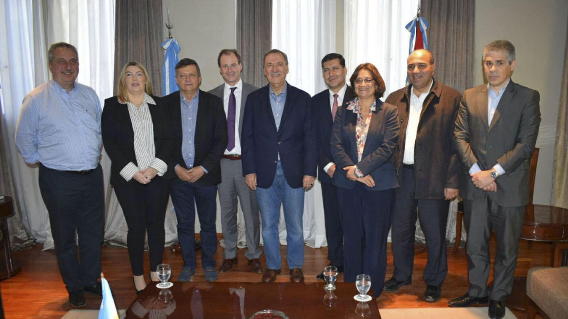 La mayoría de los gobernadores peronistas no estarán presentes en el Congreso