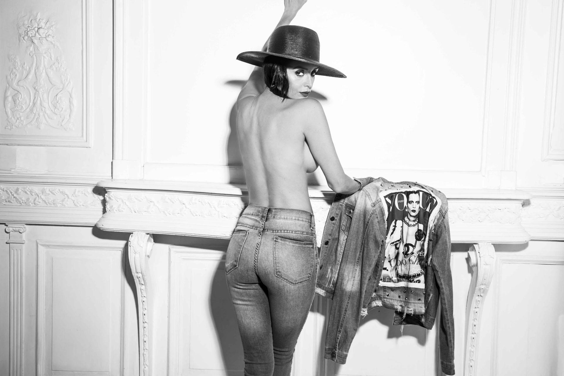 """""""Me animé a ser la modelo de mi marca porque la gente, cuando yo me ponía algo, me preguntaba y lo quería. Entonces me dí cuenta que se identificaban conmigo"""", le dijo Paz a Teleshow"""