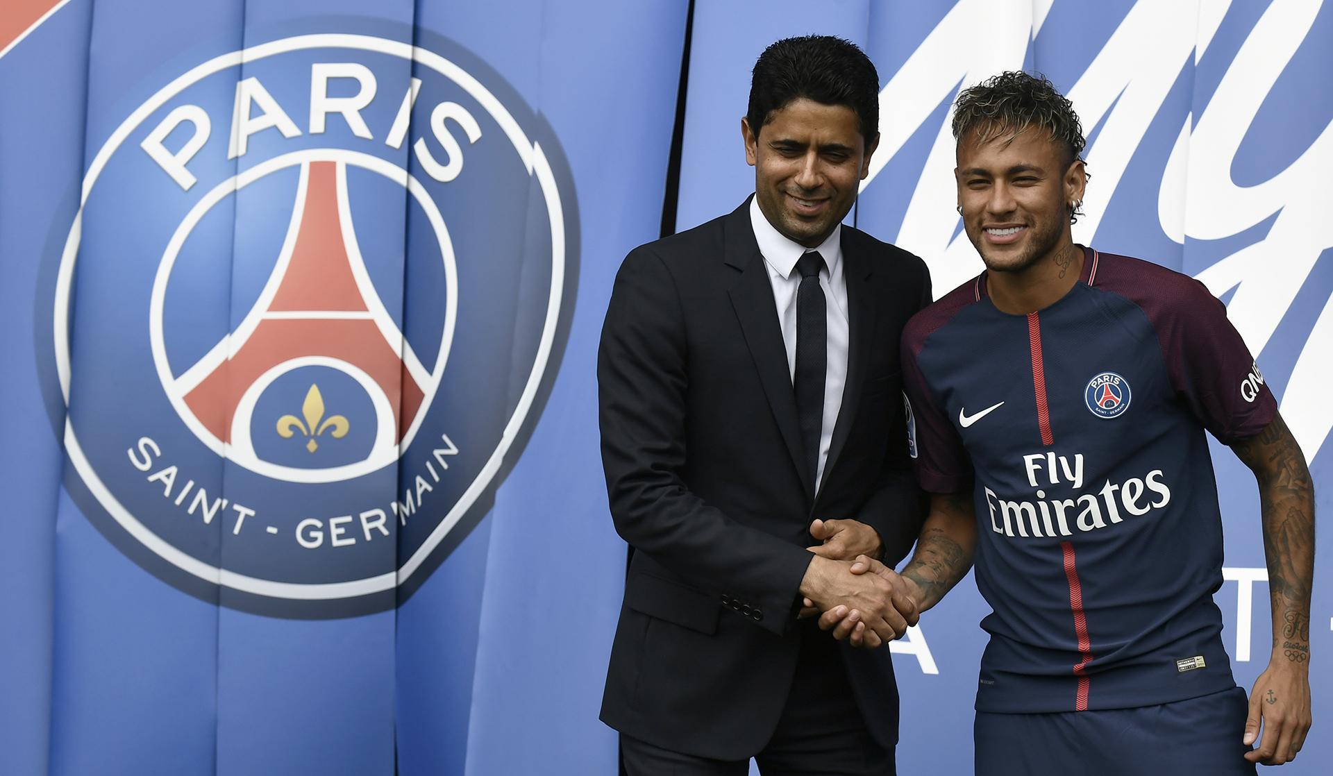 Neymar ya reclamó el pago y el Barcelona responderá con una demanda millonaria (AFP)