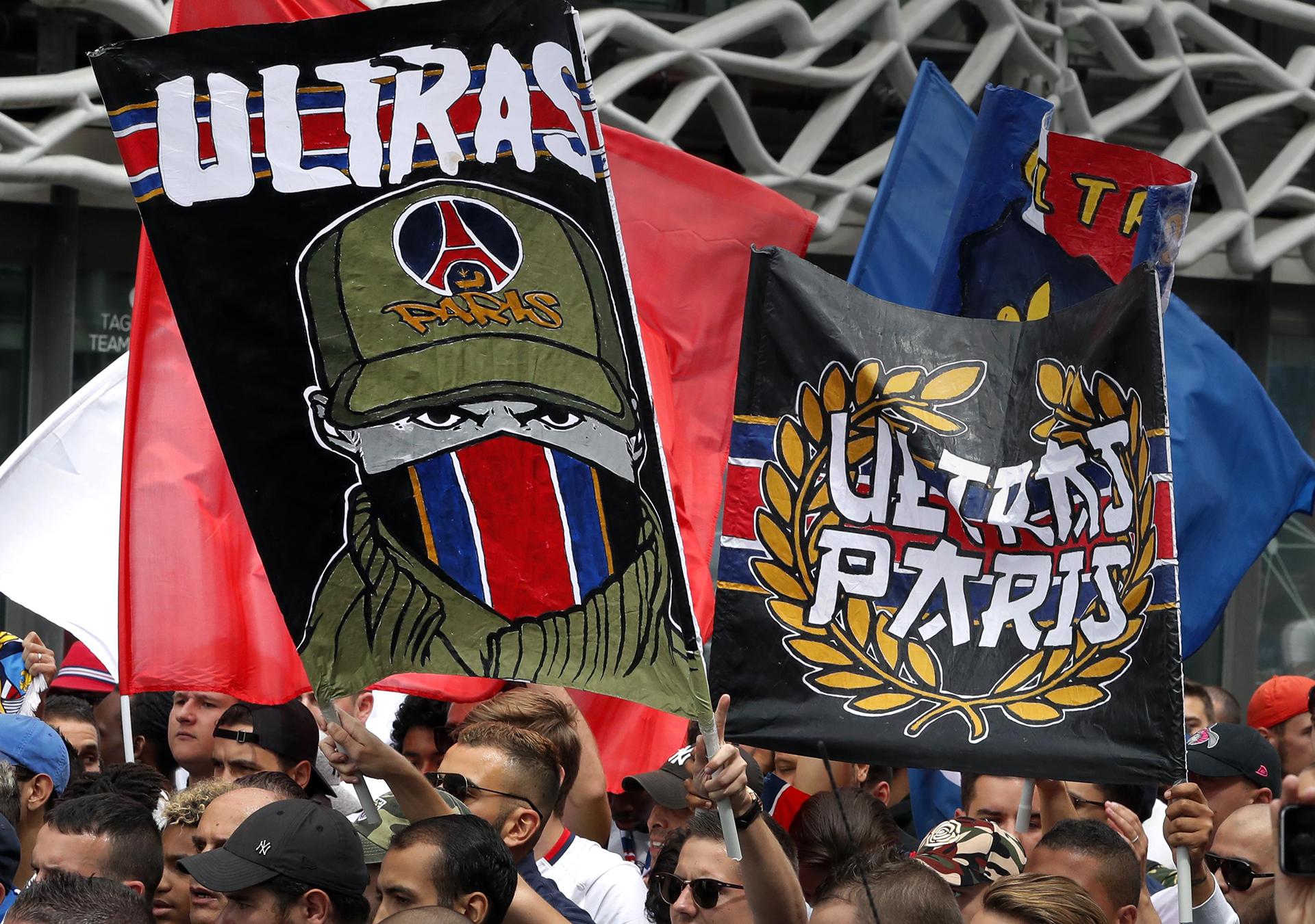 Los ultras del PSG han emitido un comunicado contra Neymar y el resto del equipo