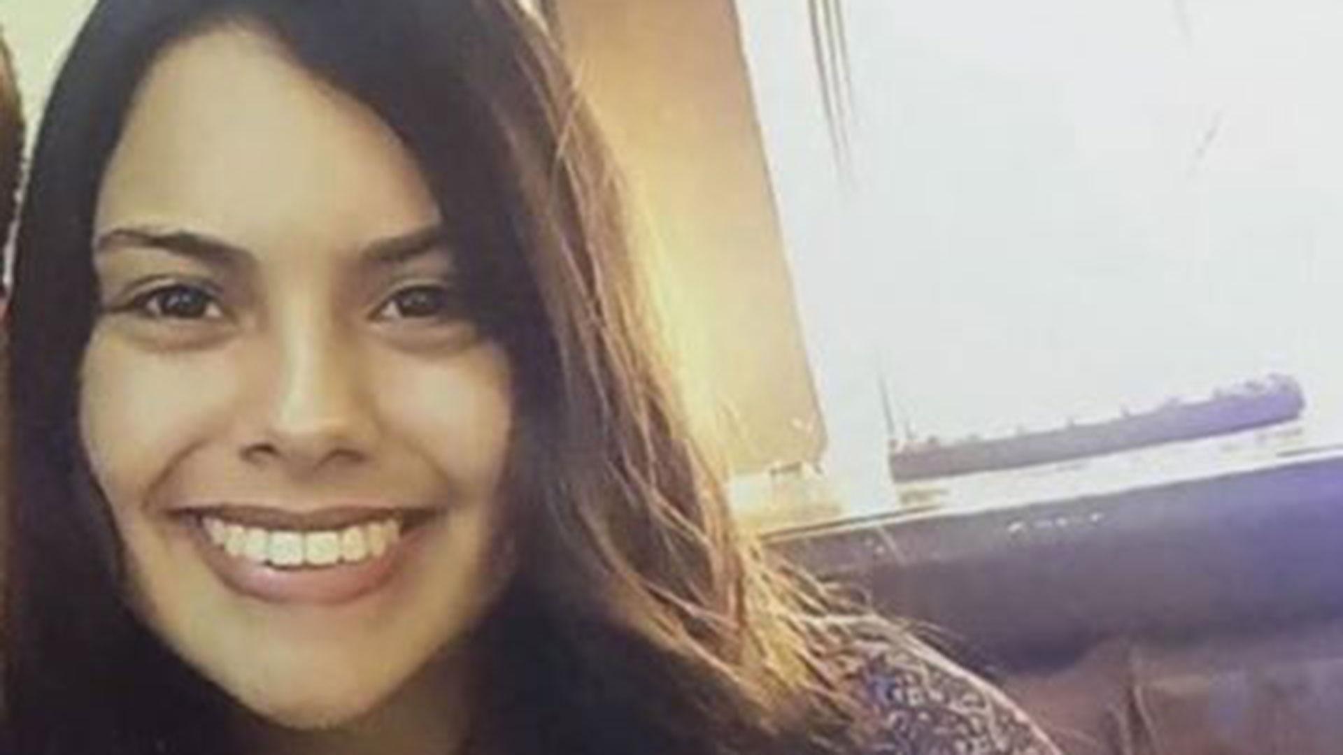 Anahí Benítez tenía 16 años