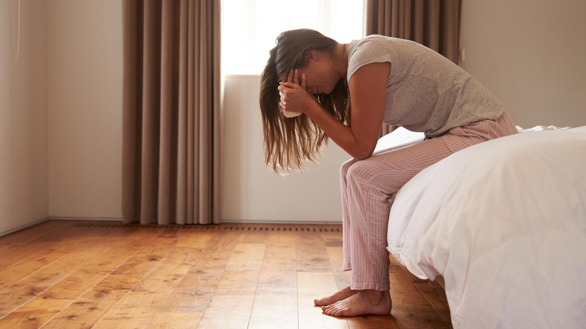 El principal síntoma que tienen los pacientes con apneas obstructivas del sueño es el cansancio diurno crónico (iStock)