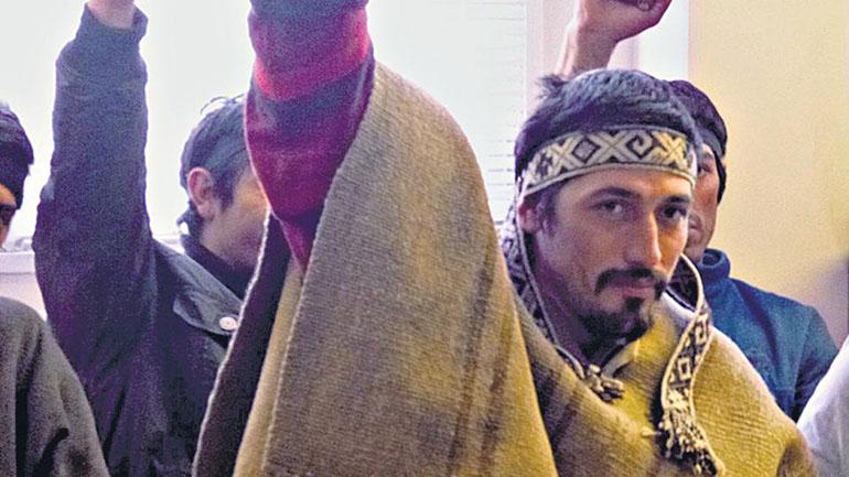 Esta semana se le concedió al líder mapuche el traslado a la cárcel de Temuco, en la Araucanía