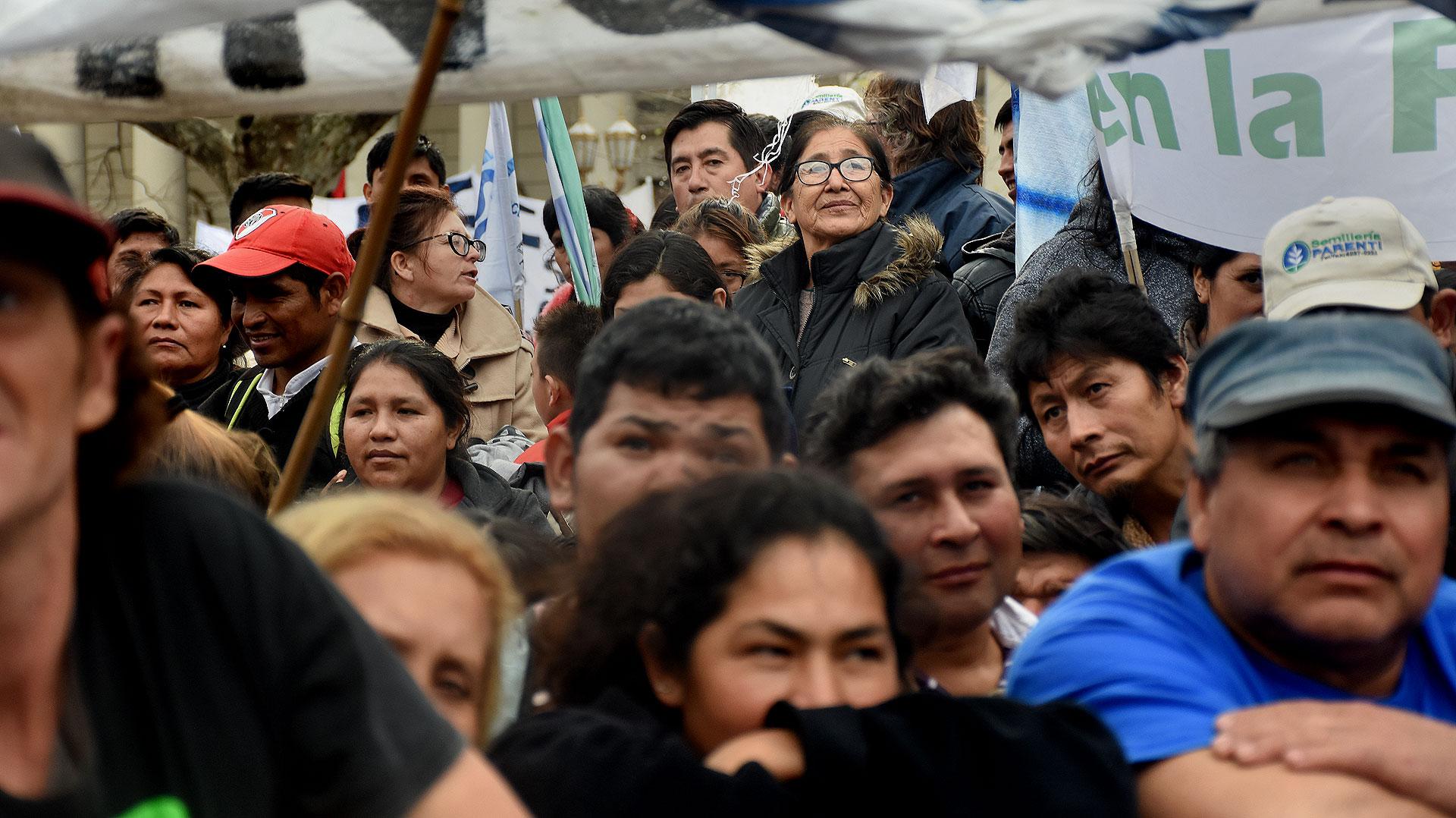"""""""Queremos que se revea la política económica que está llevando adelante este Gobierno. Tienen que convocar al diálogo"""", sostuvo Menéndez"""