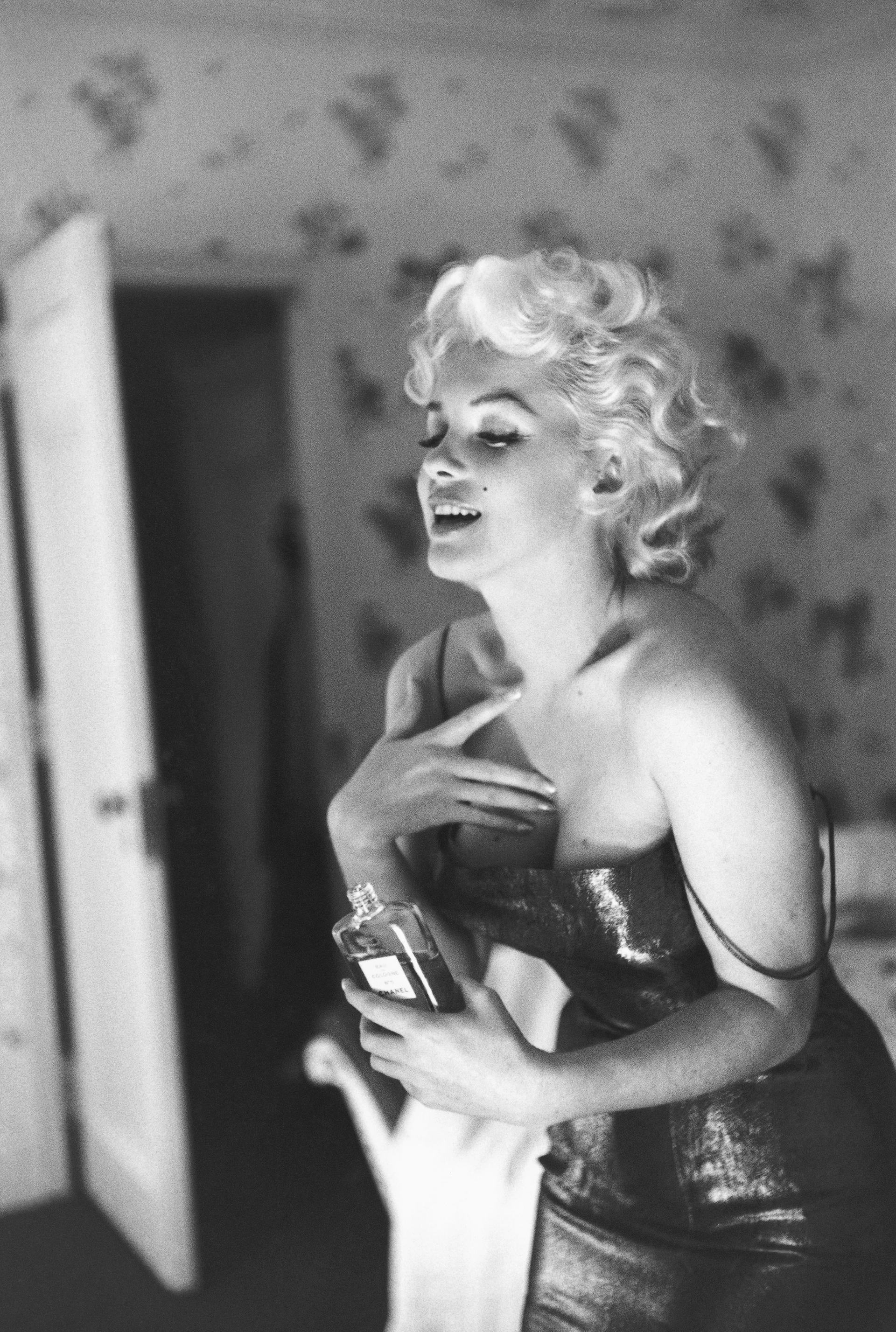No fue la encargada de crear la fragancia N° 5 pero sí en ser la primera en inmortalizar su apellido en un perfume, el favorito de Marylin Monroe (Michael Ochs Archives/Getty Images)