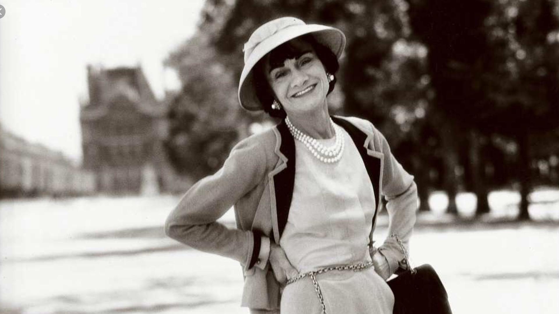 """115bcd858 """"Gabrielle Bonheur Chanel"""", así era su verdadero nombre. Su apellido se  convirtió. """""""