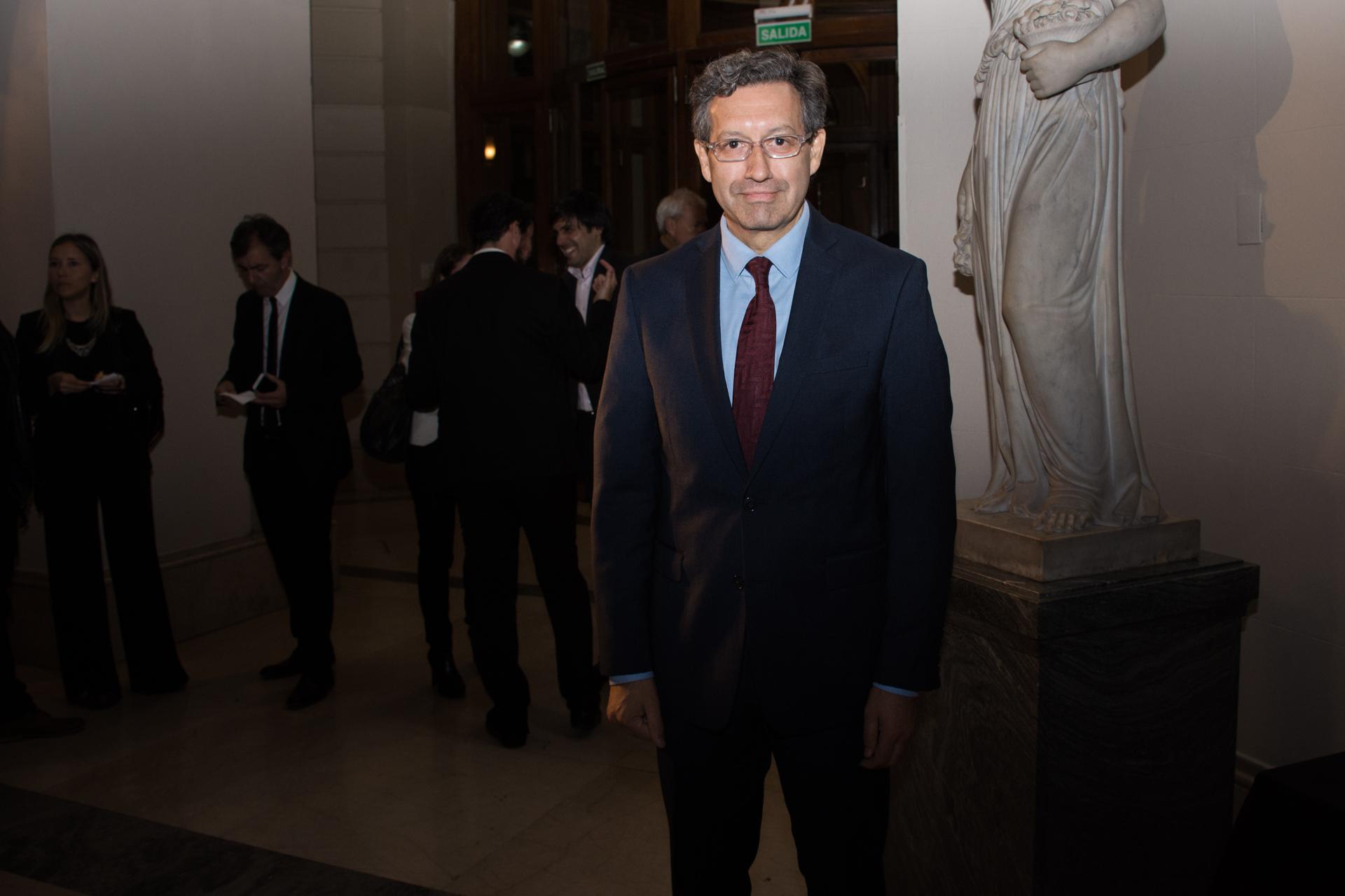 Ceferino Reato, editor ejecutivo de la revista Fortuna