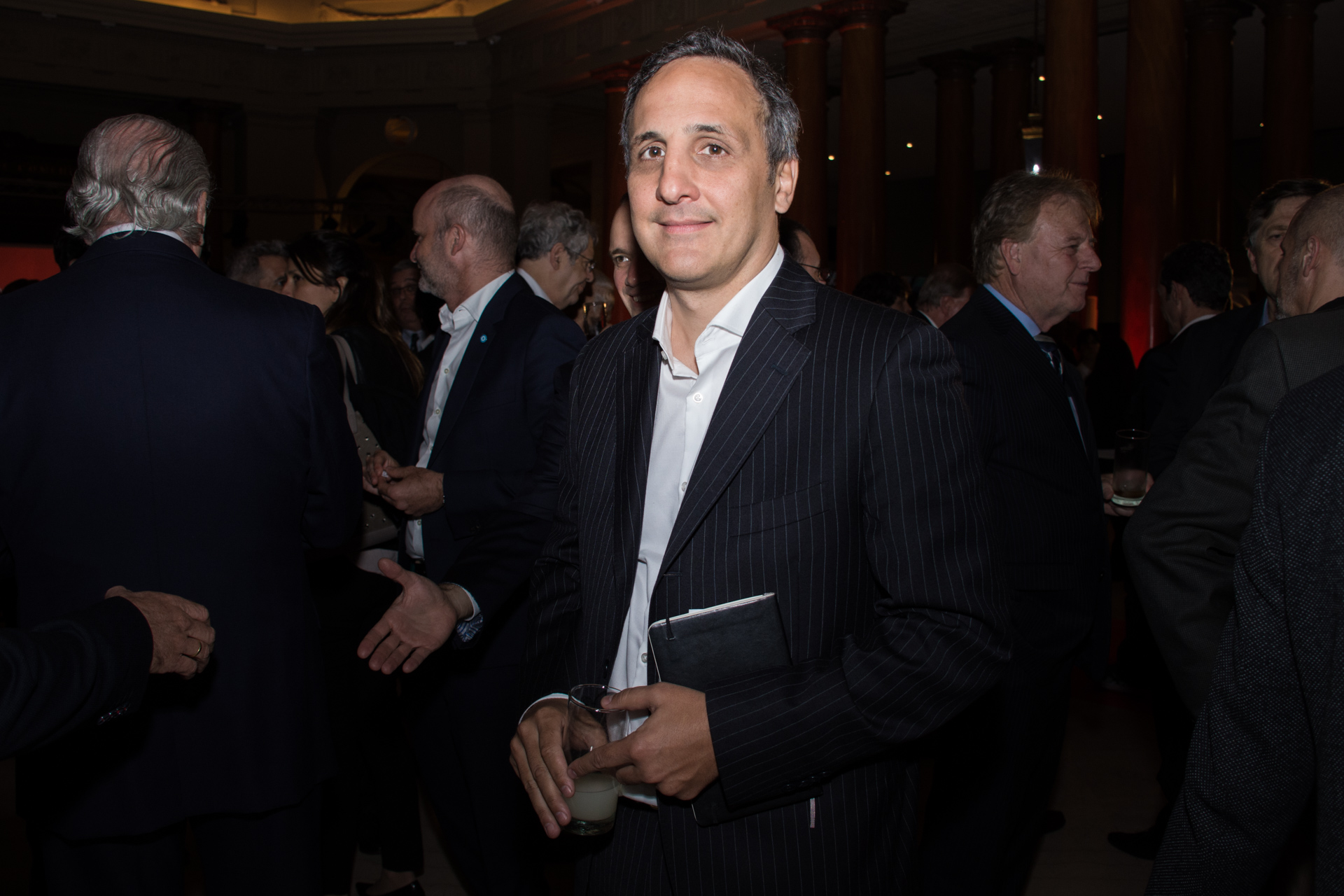 Marcos Bulgheroni, director ejecutivo de Pan American Energy