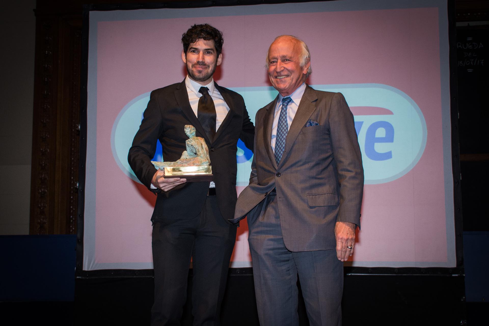 Disal-Tersuave fue elegida como Mejor Empresa Química. El galardón fue recibido por su director, Felipe Torre, y entregado por Santiago Soldati