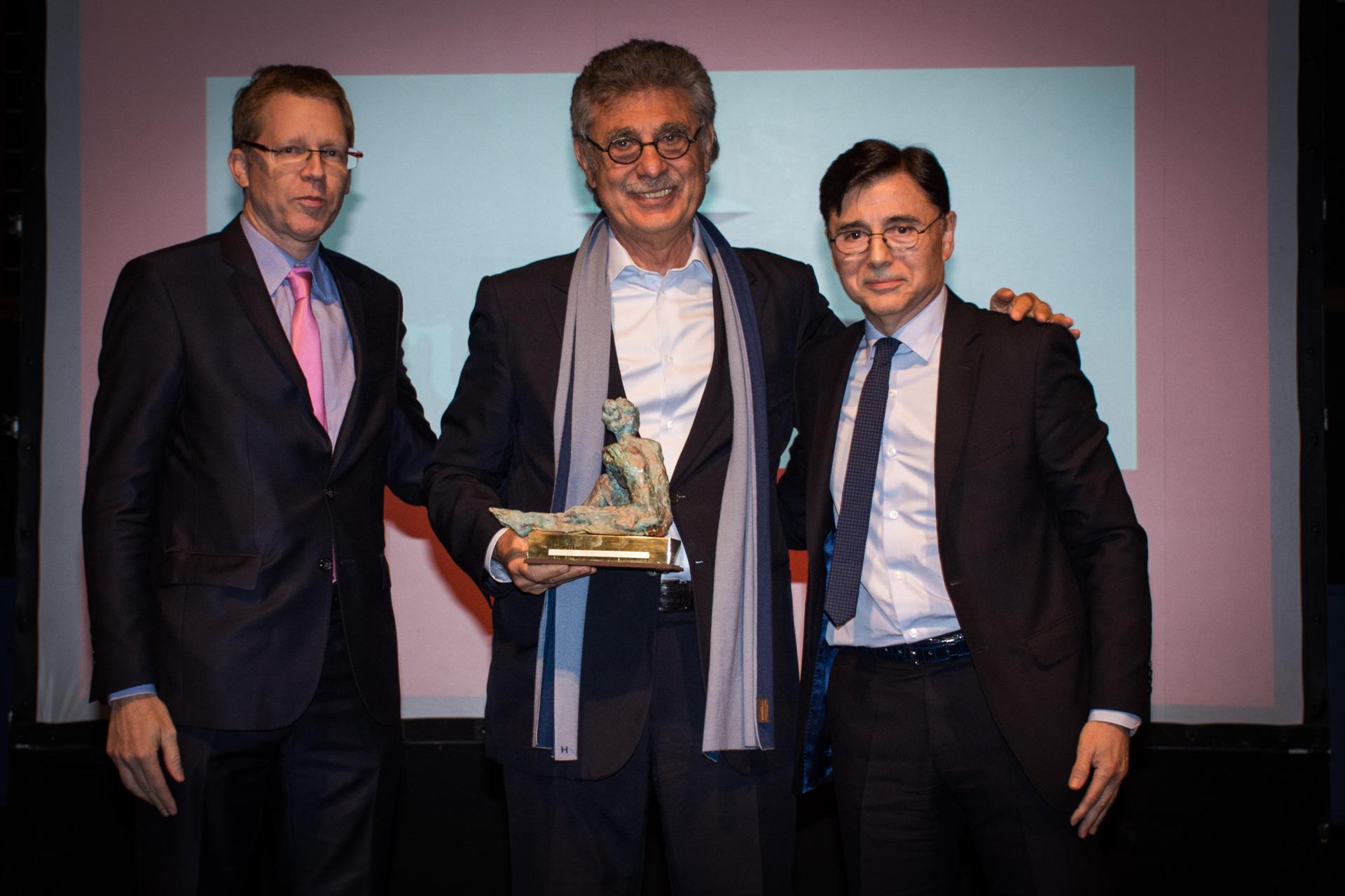 El Premio Fortuna al Empresario Destacado en el Exterior fue para Hugo Sigman, cofundador del Grupo INSUD