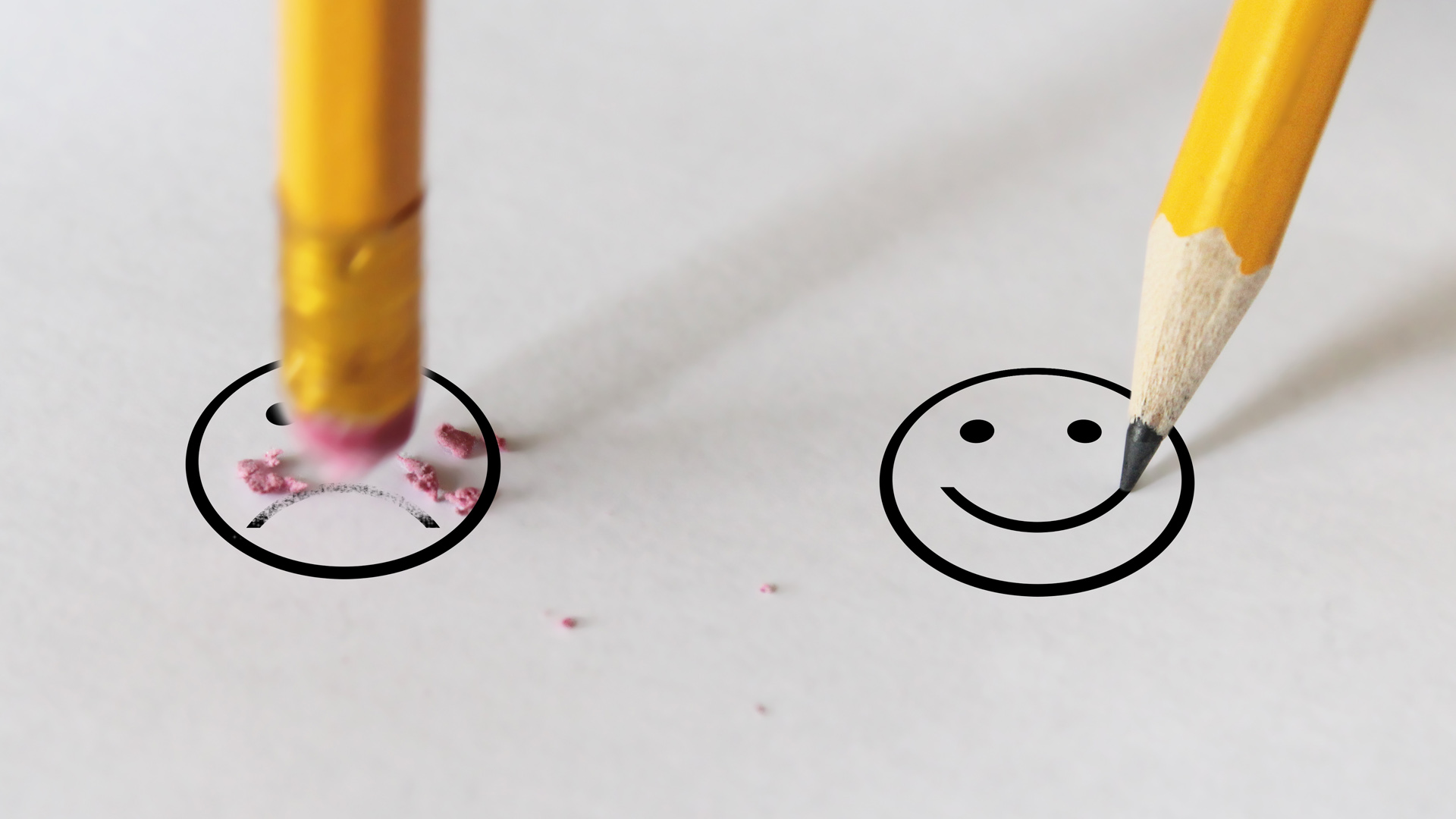 Por segunda vez, el semanario Time dedica un número especial al optimismo.(iStock)
