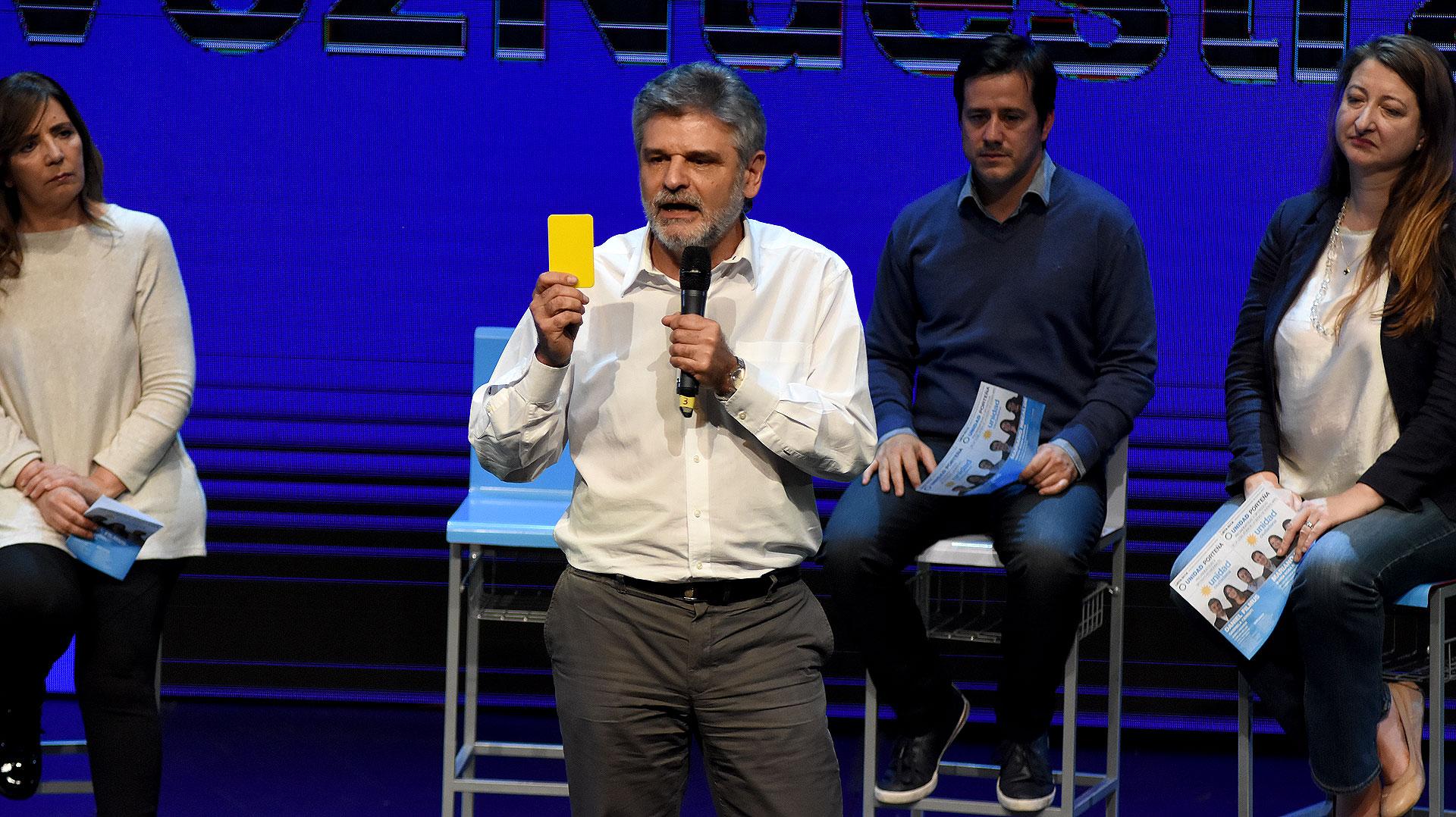 Daniel Filmus (Nicolás Stulberg)