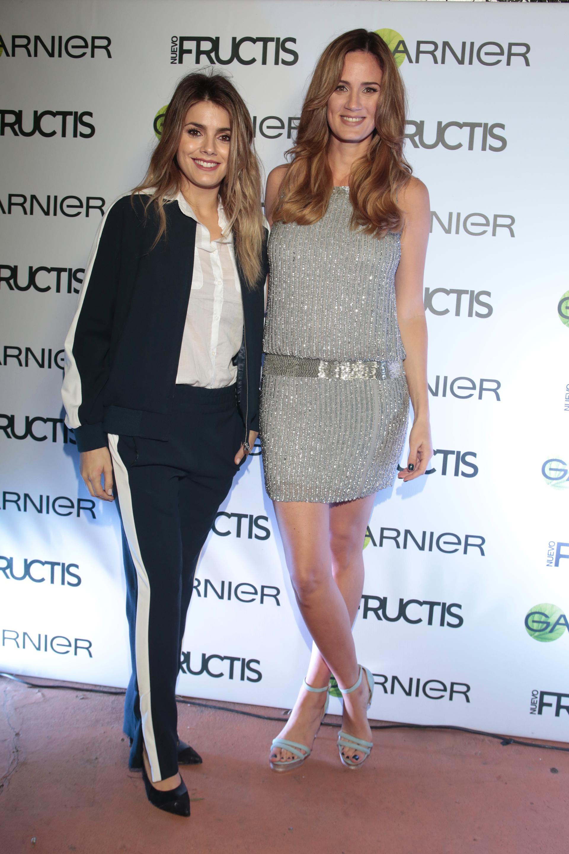 Natalie Pérez y Paula Chaves