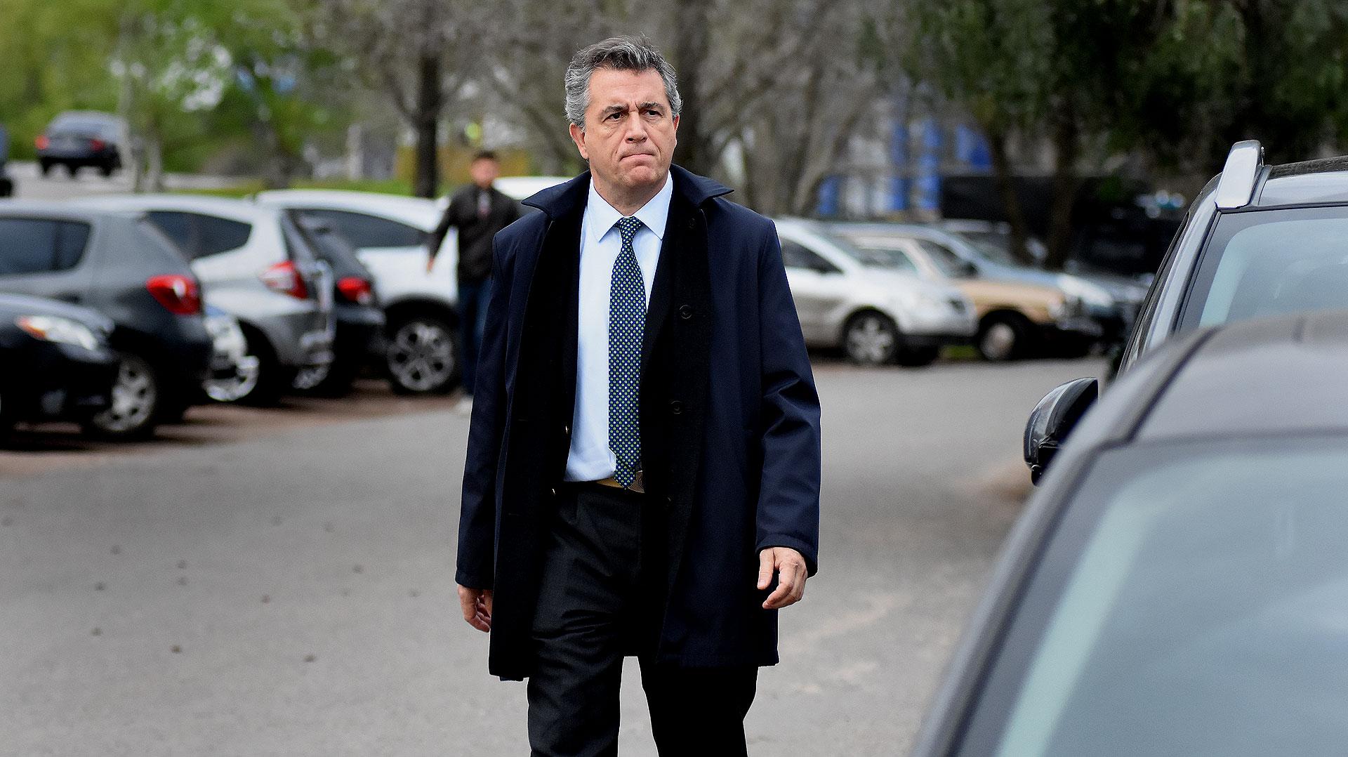 Luis Miguel Etchevehere, presidente de la Sociedad Rural Argentina (Nicolás Stulberg)