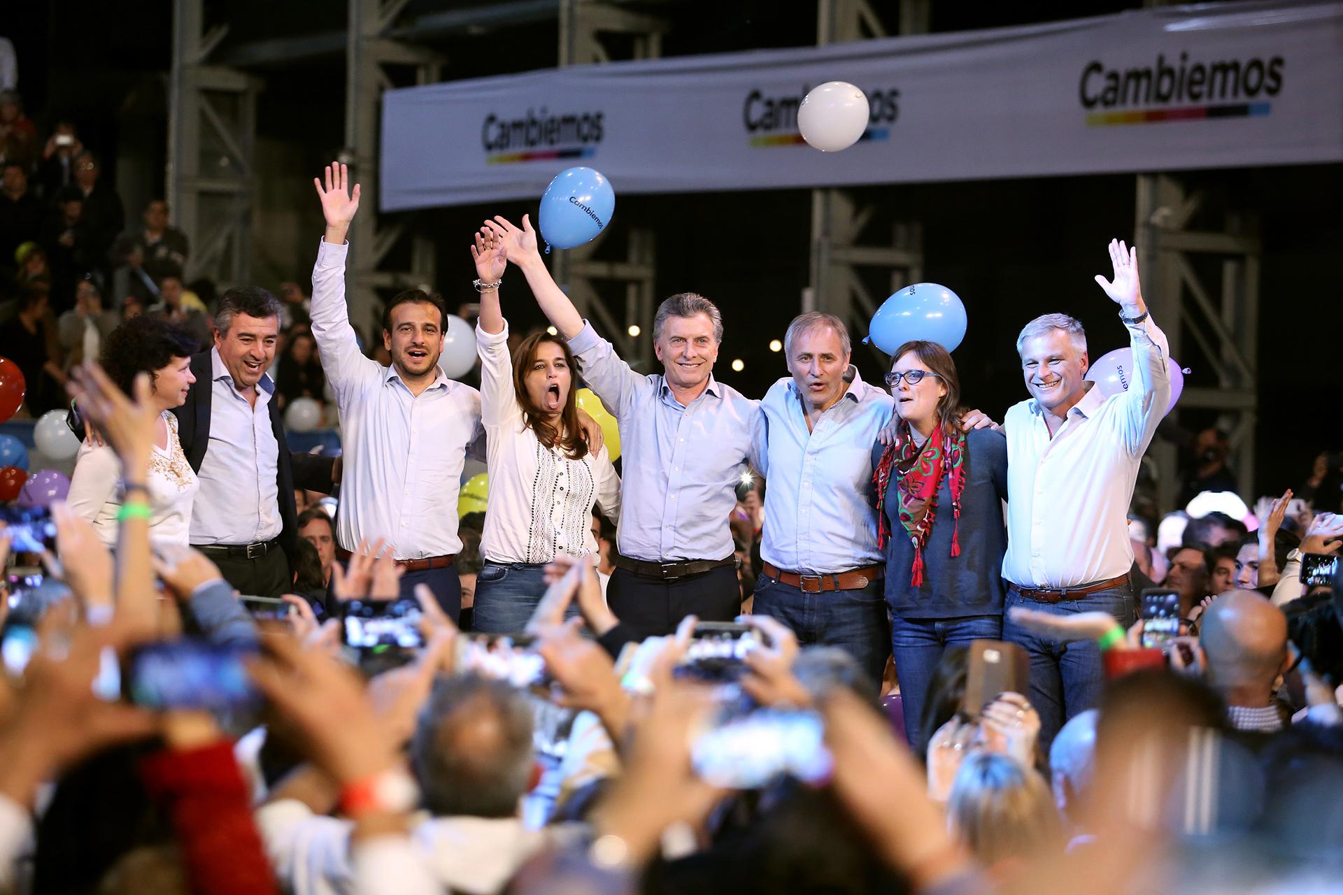 Macri respaldó a Vidal por el Fondo del conurbano
