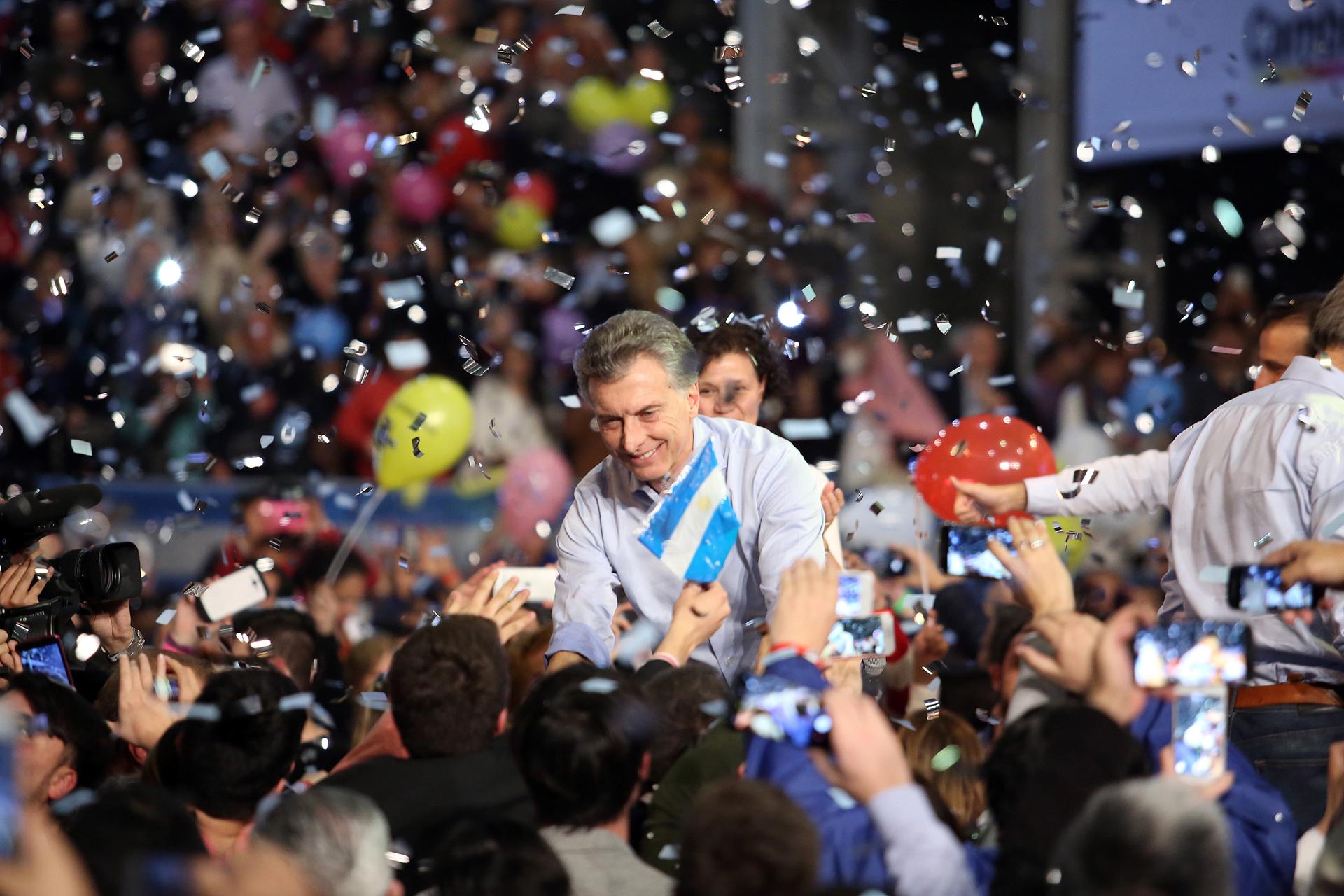 Comenzó el despliegue electoral para las Paso