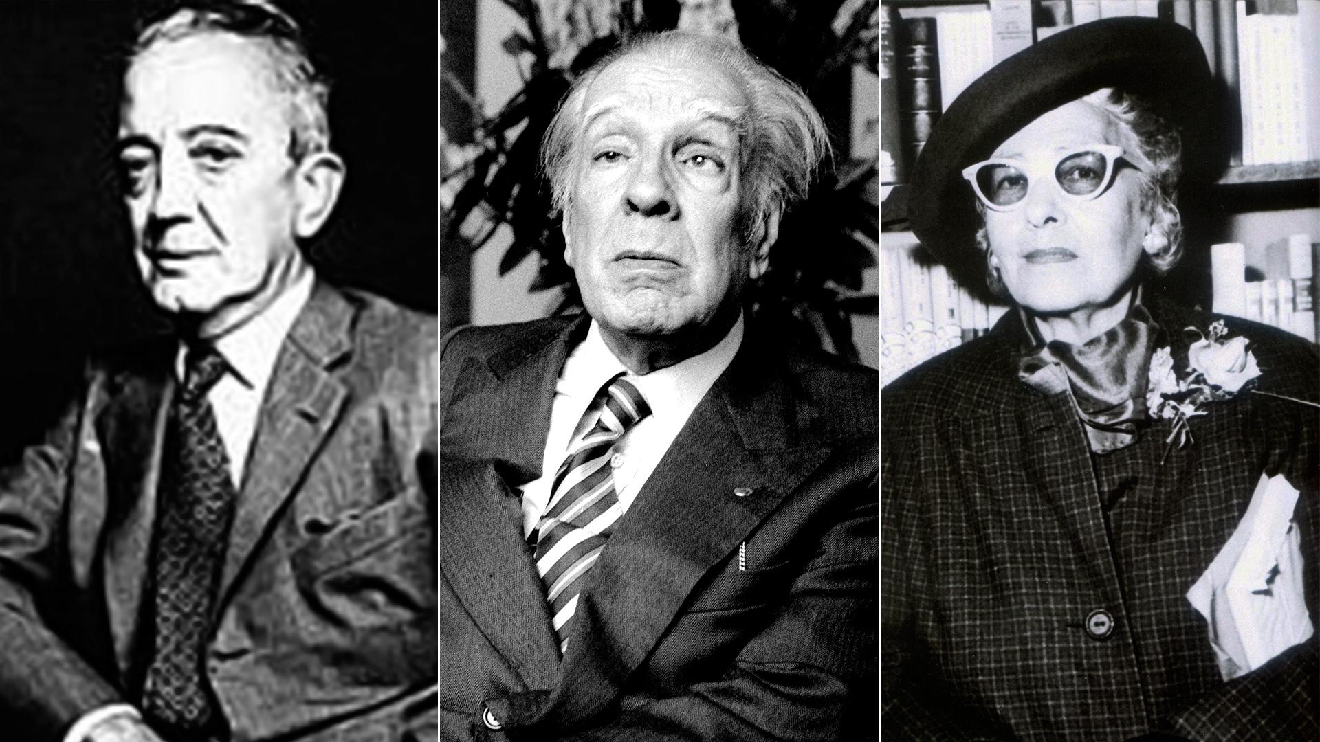 José Bianco, Victoria Ocampo y Jorge Luis Borges son los modelos de traductores que eligió Willson para su ensayo