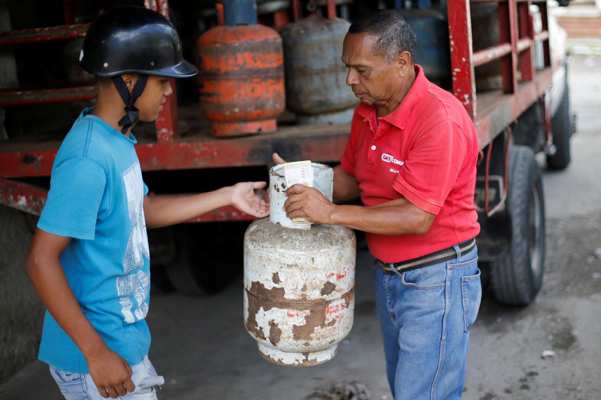 """""""Tenemos gas suficiente, estamos produciendo más de lo que consumimos"""", dijo Triana semanas atrás. Sin embargo, analistas opinan lo contrario (Reuters)"""