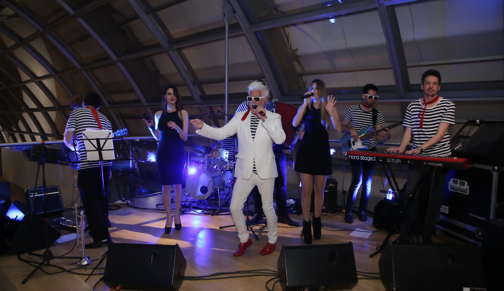 El show de Pablo Bañares