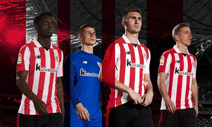 Camiseta de Athletic Bilbao (titular)