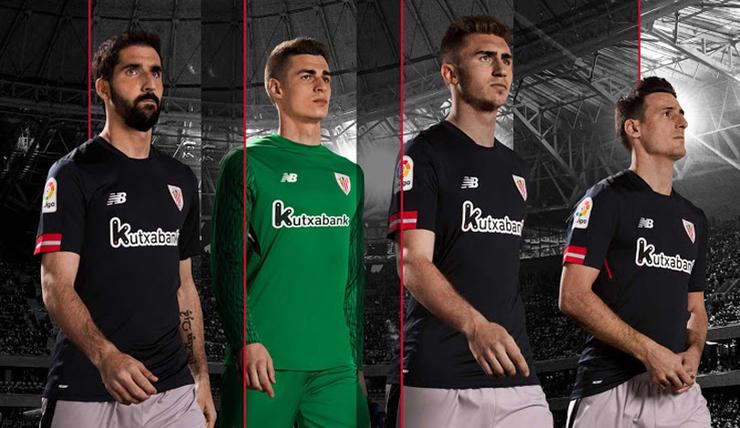 Camiseta de Athletic Bilbao (alternativa)