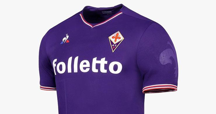 Camiseta de Fiorentina (titular)