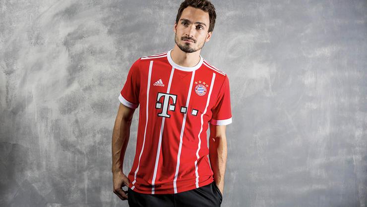 Camiseta de Bayern Munich (titular)
