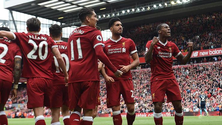 Camiseta de Liverpool (titular)