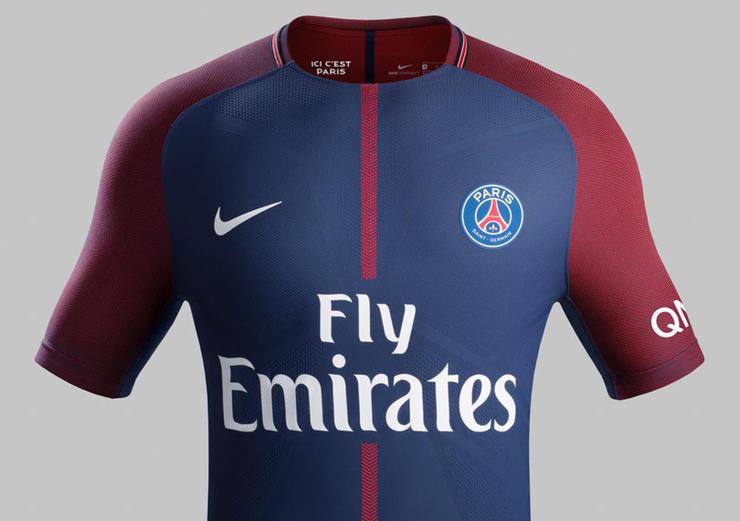 Camiseta de PSG (titular)