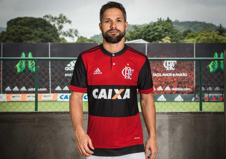 Camiseta de Flamengo (titular)