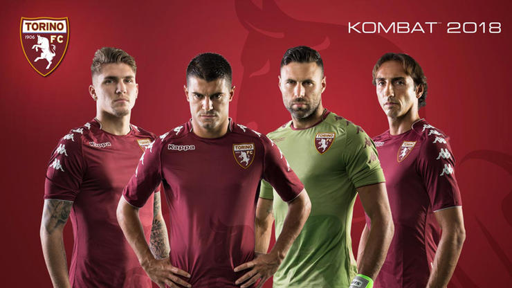 Camiseta de Torino (titular)