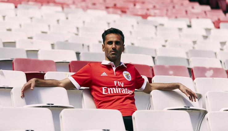 Camiseta de Benfica (titular)