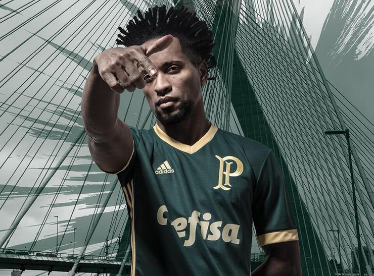 Camiseta de Palmeiras (tercera)