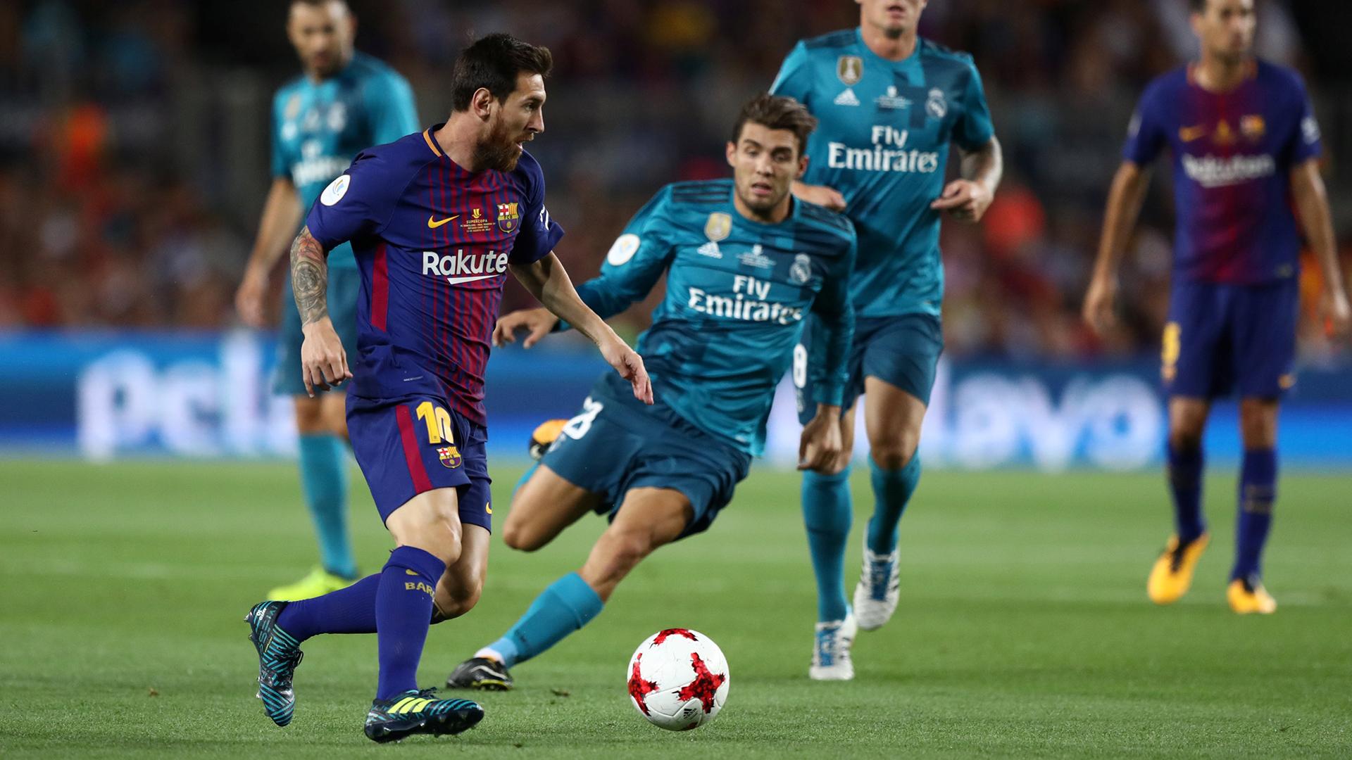 Messi hizo lo imposible, pero no pudo brillar