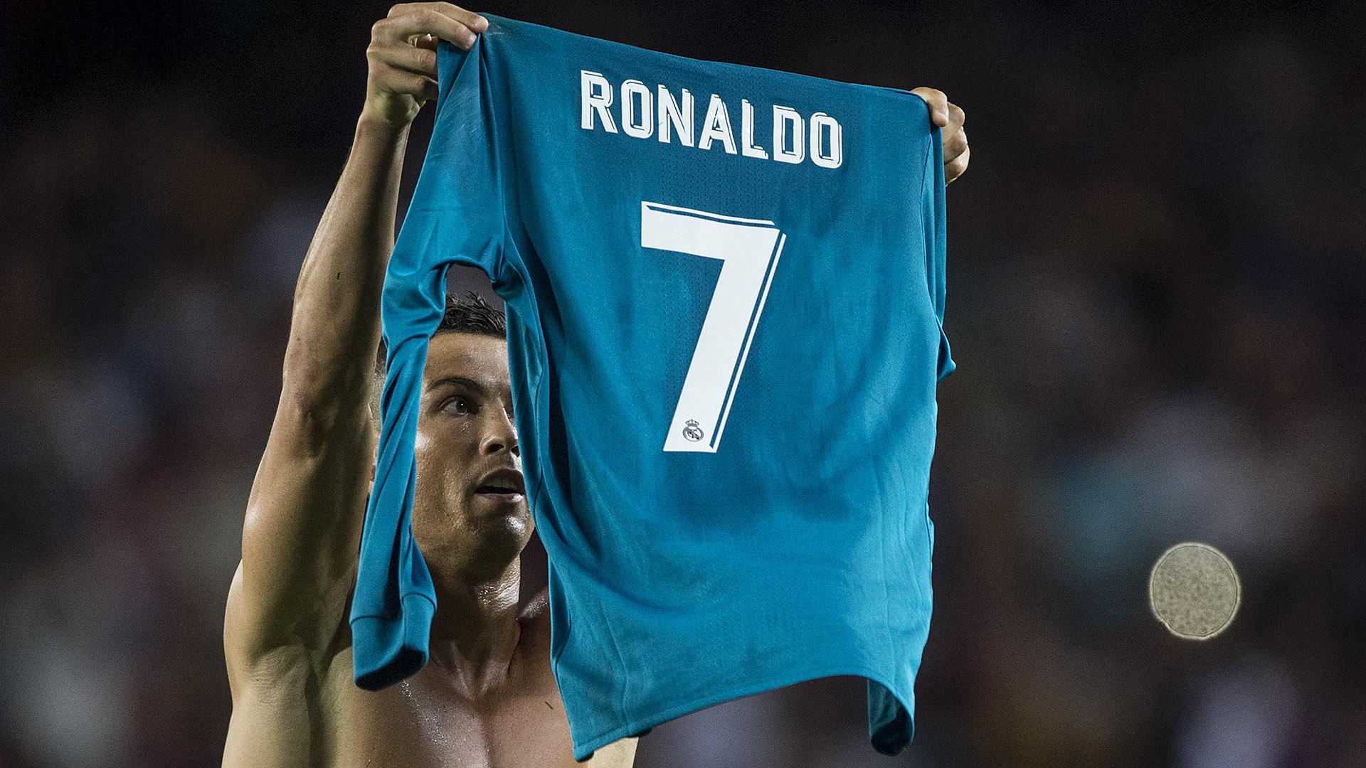El portugués imitó la celebración de Lionel Messi