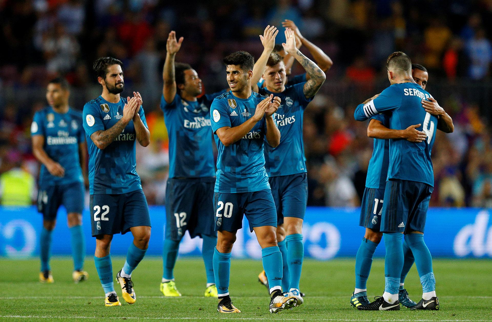 El miércoles se volverán a ver las caras en el Santiago Bernabéu