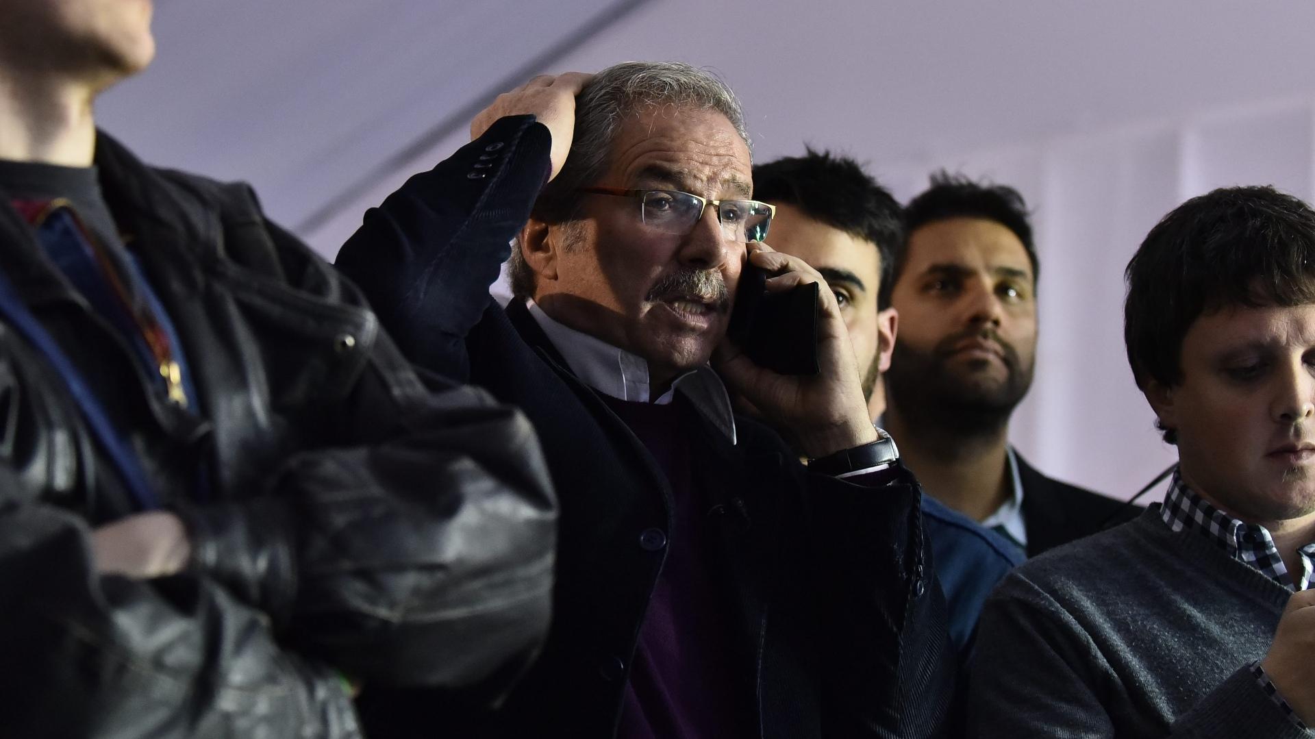Felipe Solá fue el primer massista en admitir la derrota