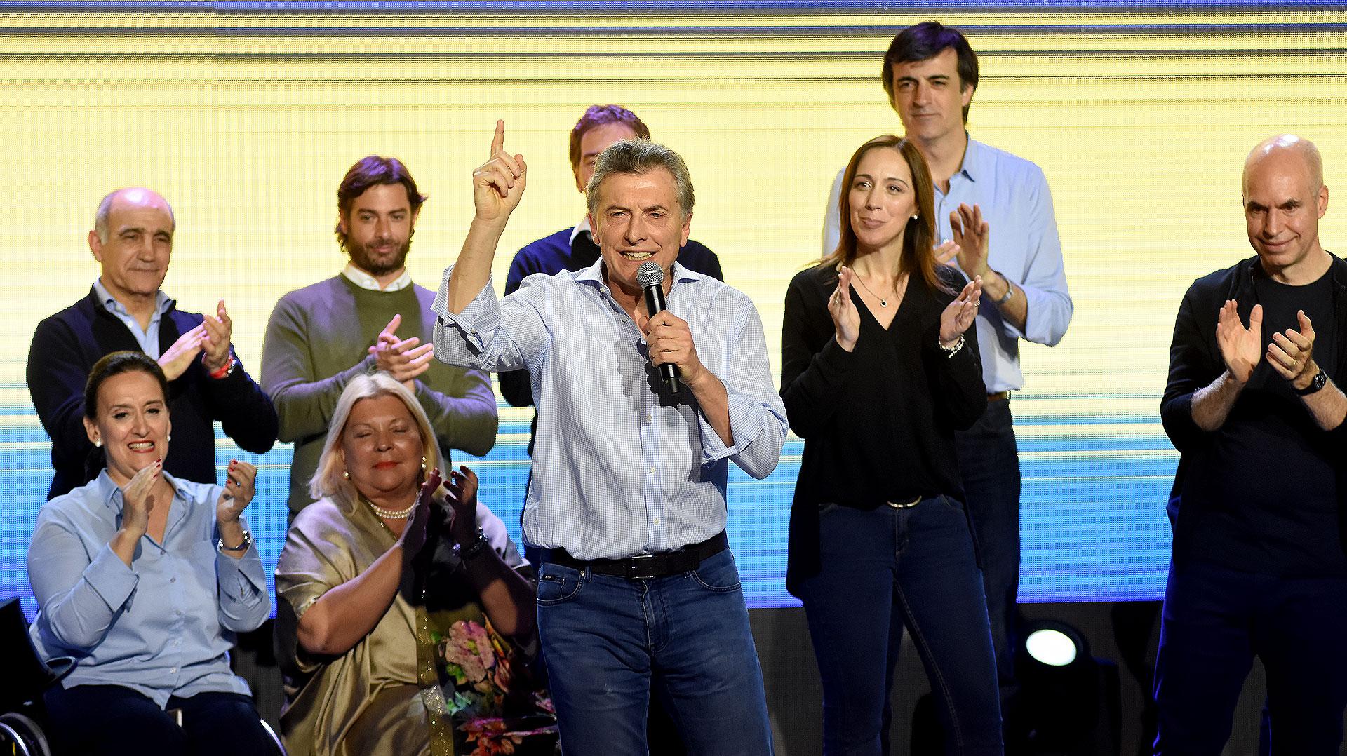 El gobierno busca repetir en las PASO el resultado de las elecciones legislativas del 2017 (Foto: Nicolás Stulberg)