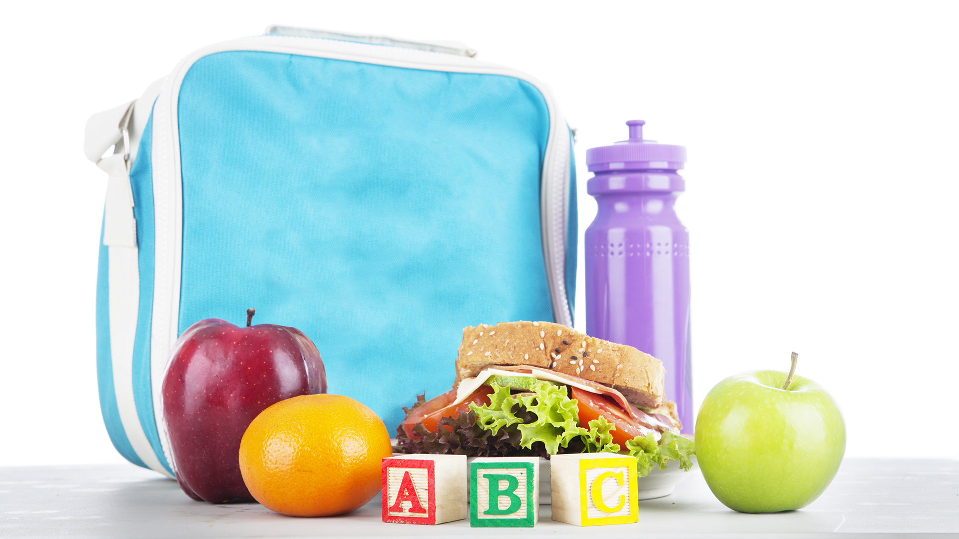 Buena alimentacion en ninos de primaria