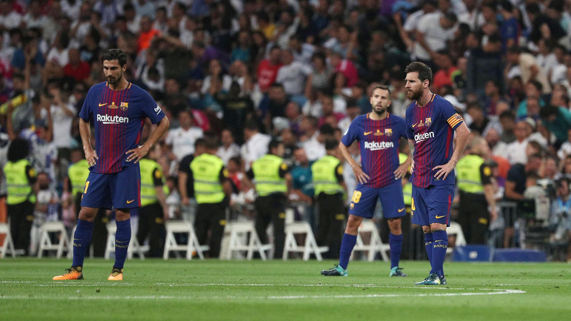 Tras la salida de Neymar, el Barcelona no encuentra su juego