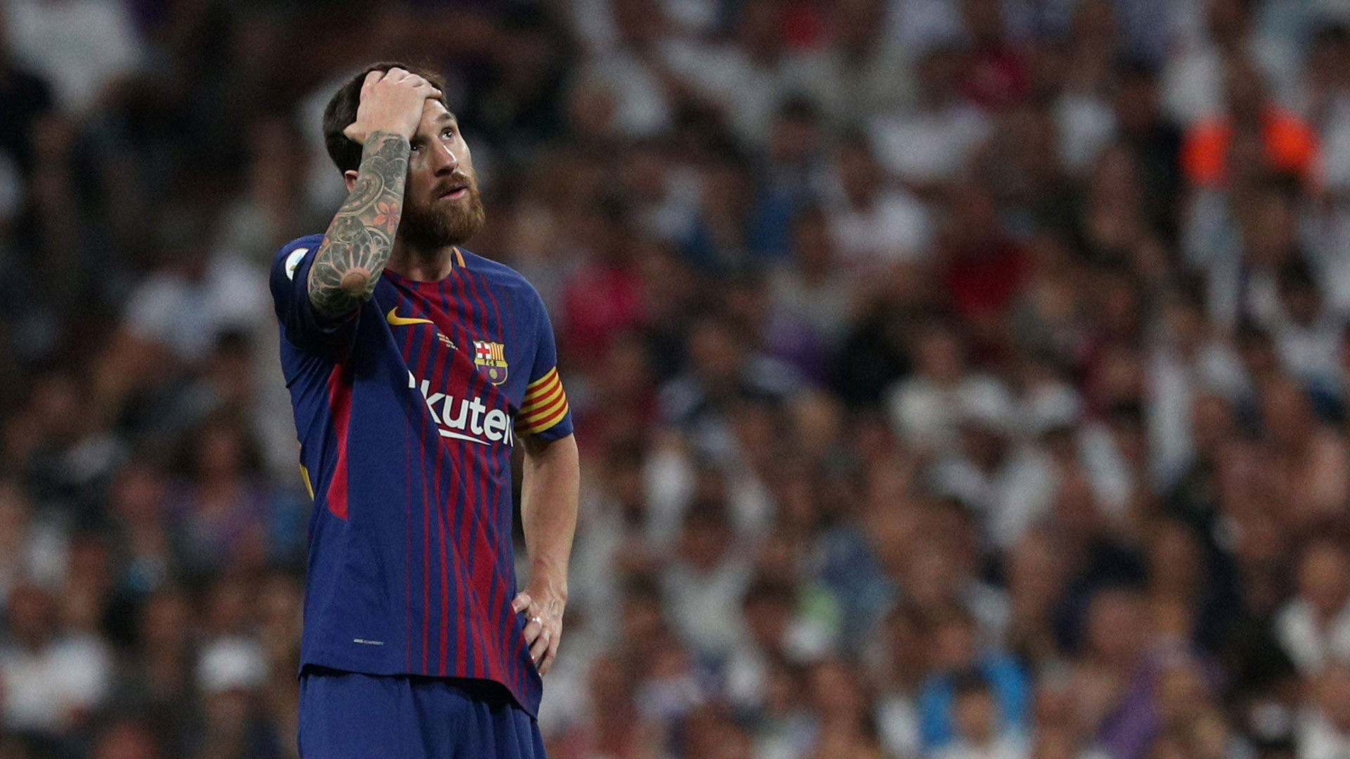 El Barcelona está lejos de encontrar su mejor juego