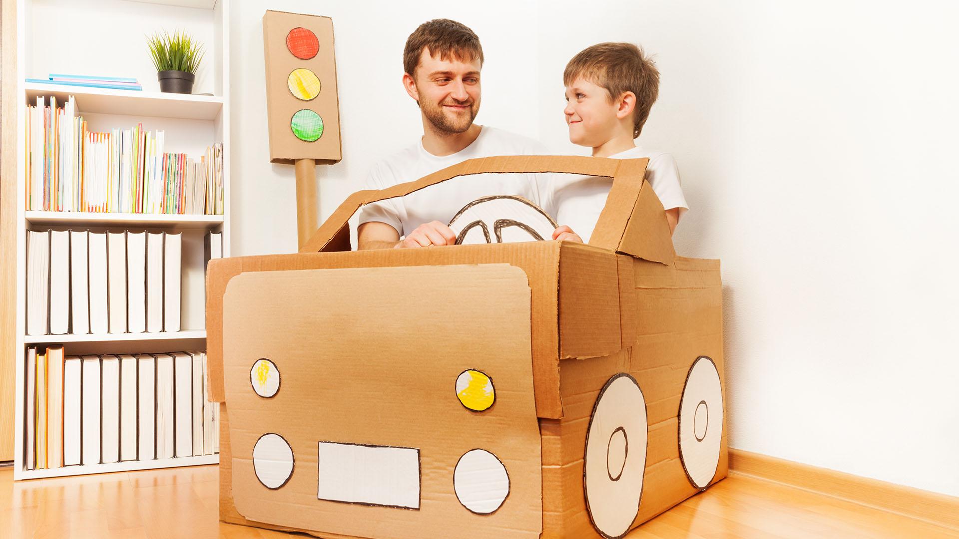El rol paterno en la familia moderna es mucho más rico y creativo que antaño (iStock)