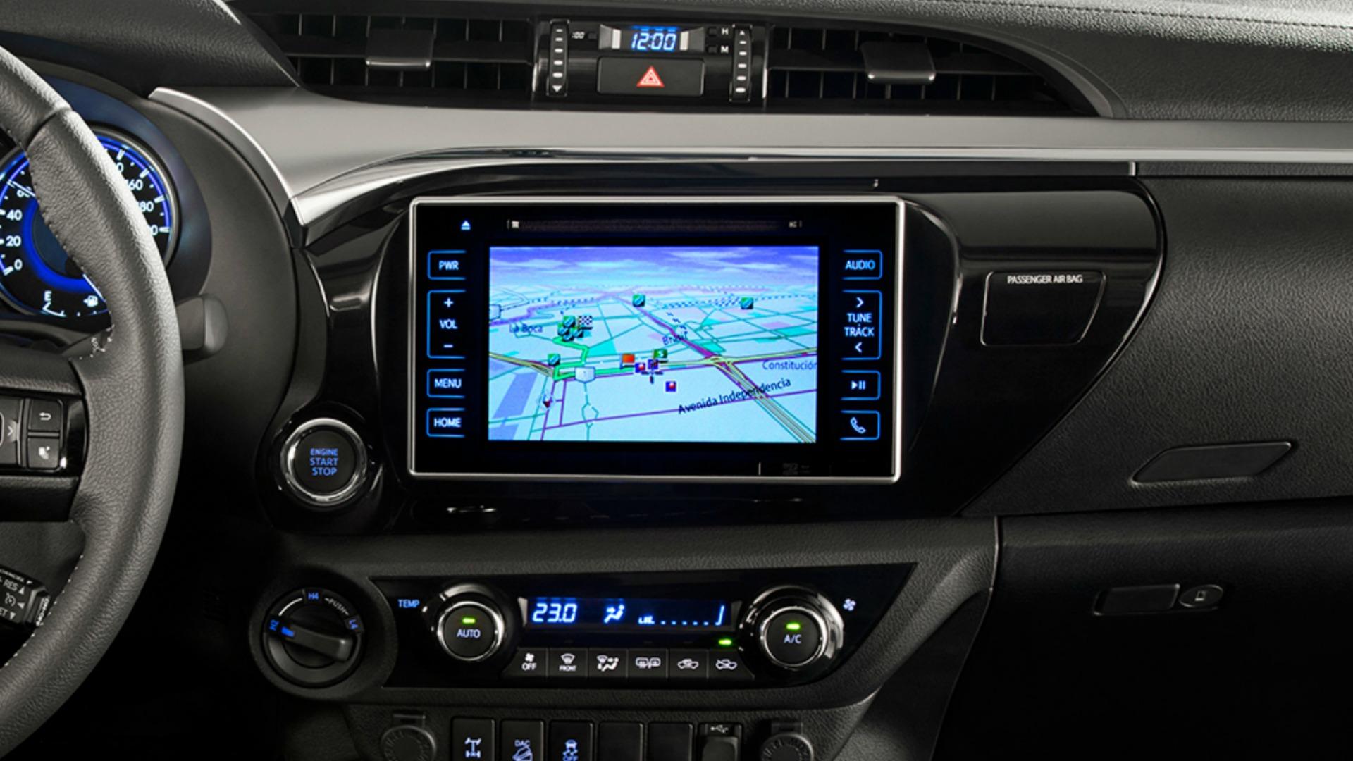 Tableros de última generación en los automóviles nuevos. (iStock)