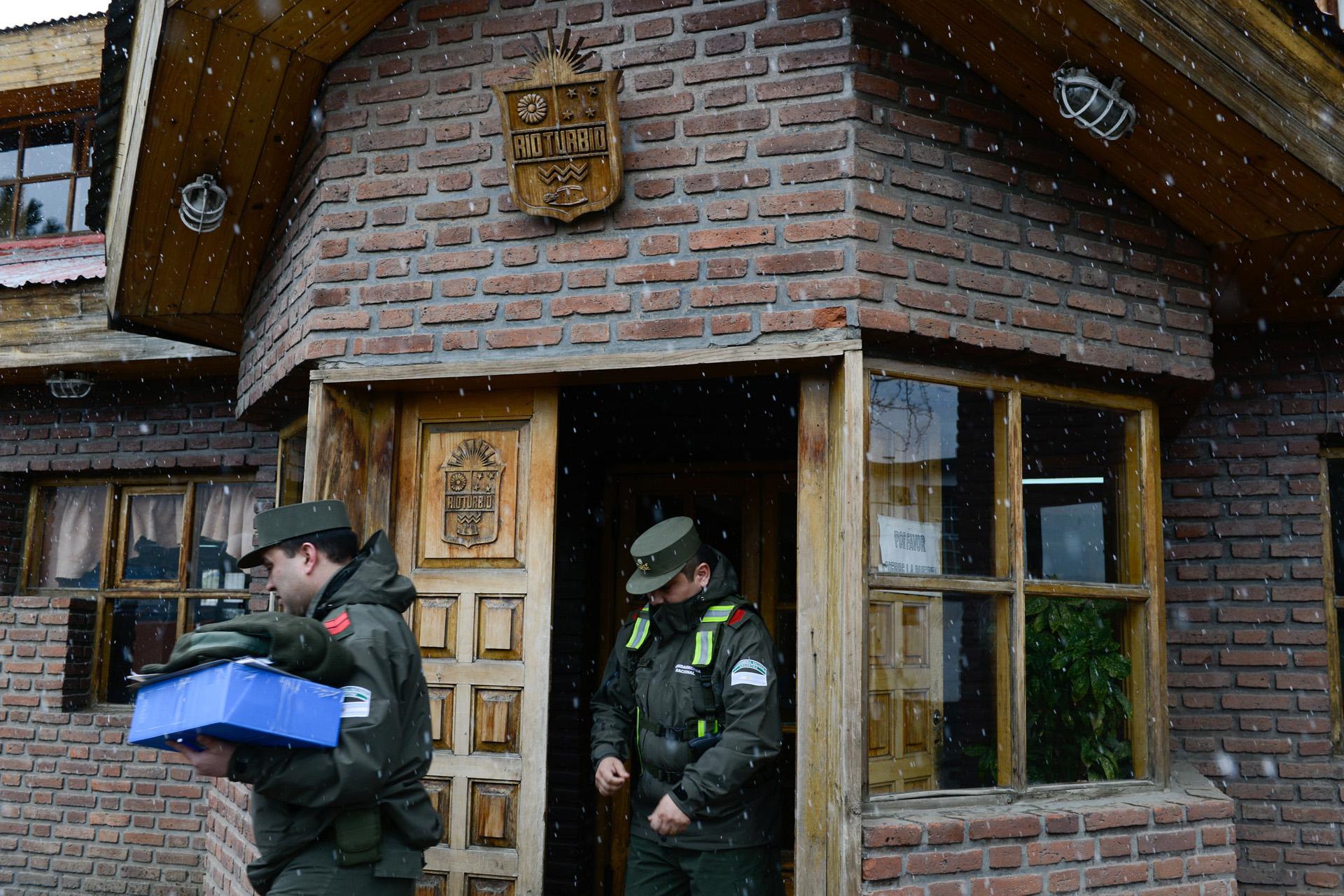 La Justicia Federal ordenó allanarel municipio de Río Turbio por una obra que nunca se realizó