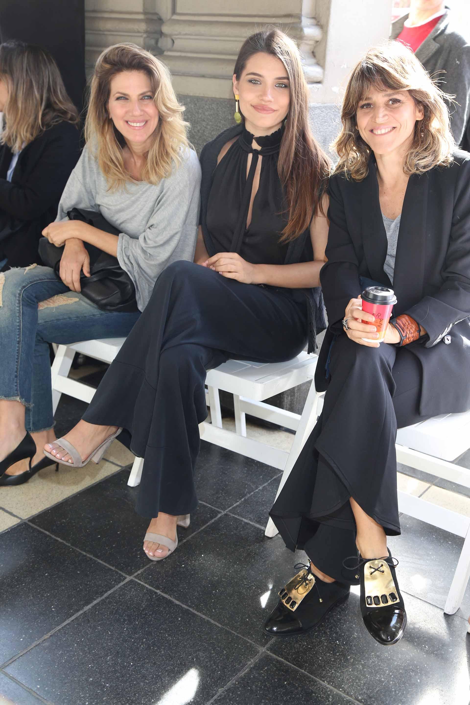 Natalia Graciano, Eva De Dominici y María Freytes