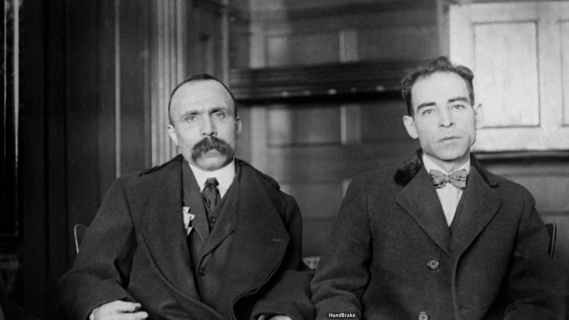 La ejecución de los anarquistas Sacco y Vanzetti: el odio de un juez, un alegato que se convirtió en poema y un final en la silla eléctrica - Infobae