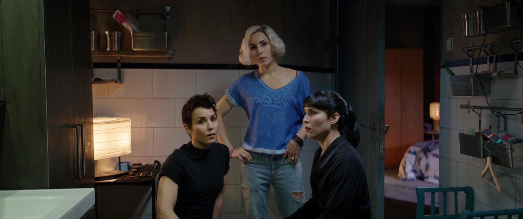 """Noomi Rapace se dio a conocer por su interpretación de Lisbeth Salander en la trilogía """"Los hombres que no amaban a las mujeres""""."""